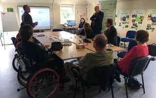 Chiltern MS Centre Future Planning Workshop