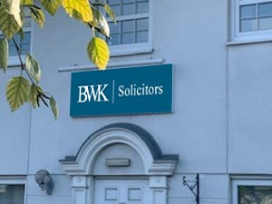 BWK Solicitors - The White House, Stone